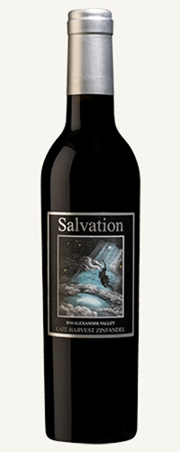 2016 SALVATION LATE HARVEST ZINFANDEL 375ml