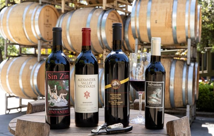 AVV Family of Zinfandel